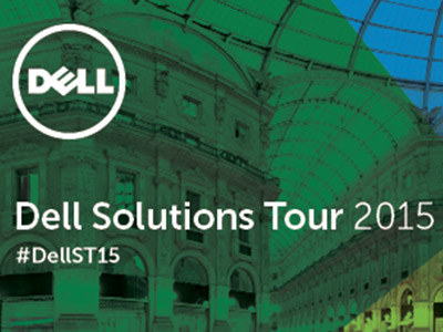Dell Solution Tour, Milano 24 novembre 2015