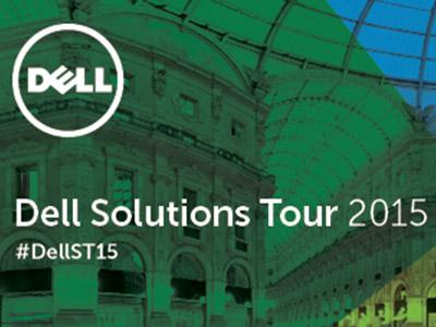 Dell Solution Tour, Milano 24 novembre 2015