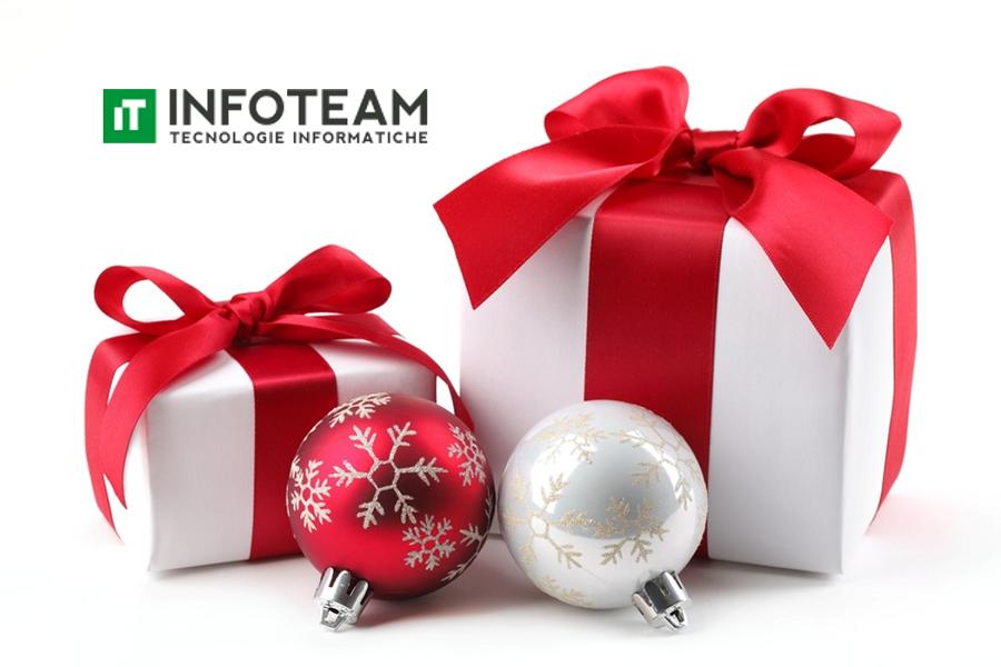 Buone feste da Infoteam!