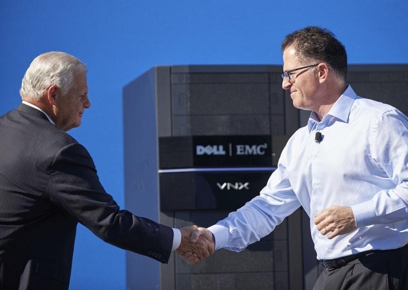7 Settembre 2016: l'inizio di Dell Technologies
