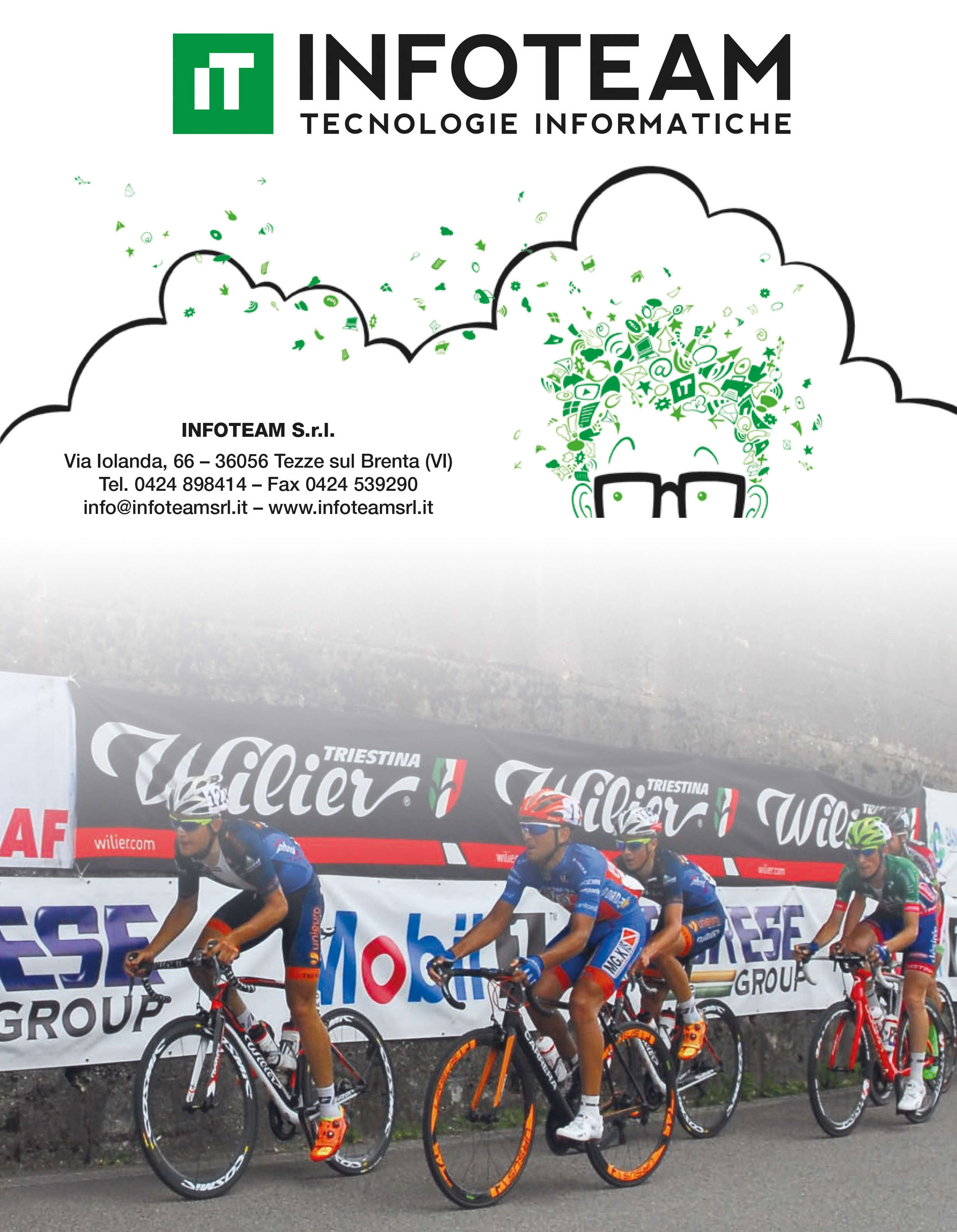 In sella per il Trofeo Alcide De Gasperi