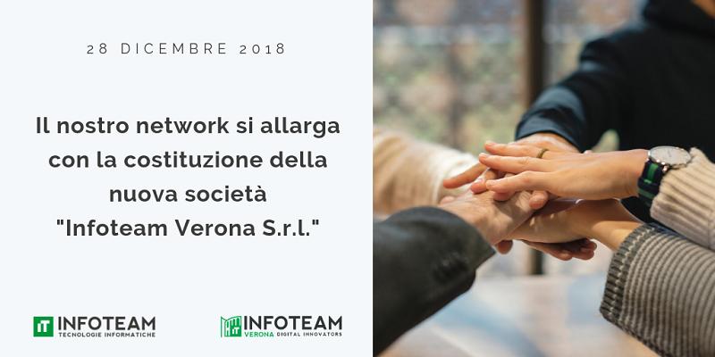 Nasce Infoteam Verona S.r.l.